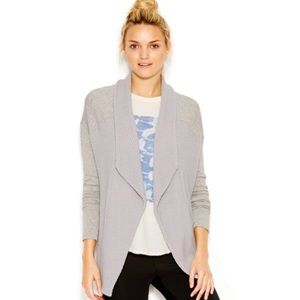 Lucky Brand Lucky Lotus Waterfall Cardigan Size XS